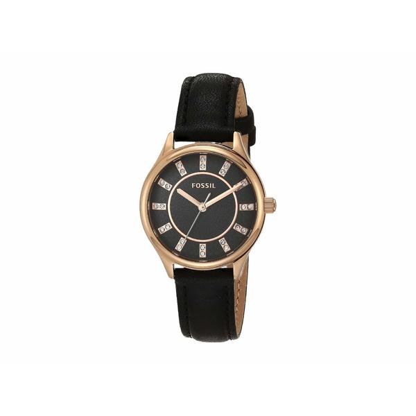 フォッシル レディース 腕時計 アクセサリー 30 mm Modern Sophisticate BQ3442 Black