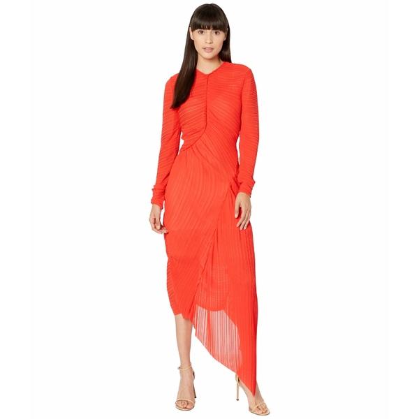 プリーン ソーントン ブルガッジ レディース ワンピース トップス Dalia Dress Bright Red