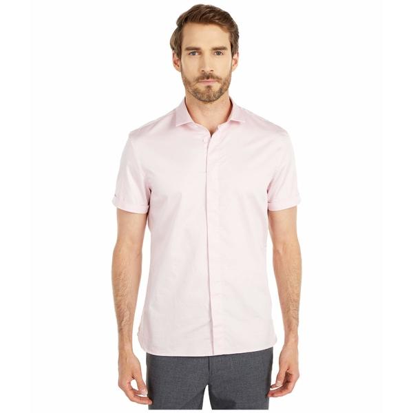 ジョンバルバトス メンズ シャツ トップス Loren Slim Fit Sport Shirt W690W1B Pink Haze