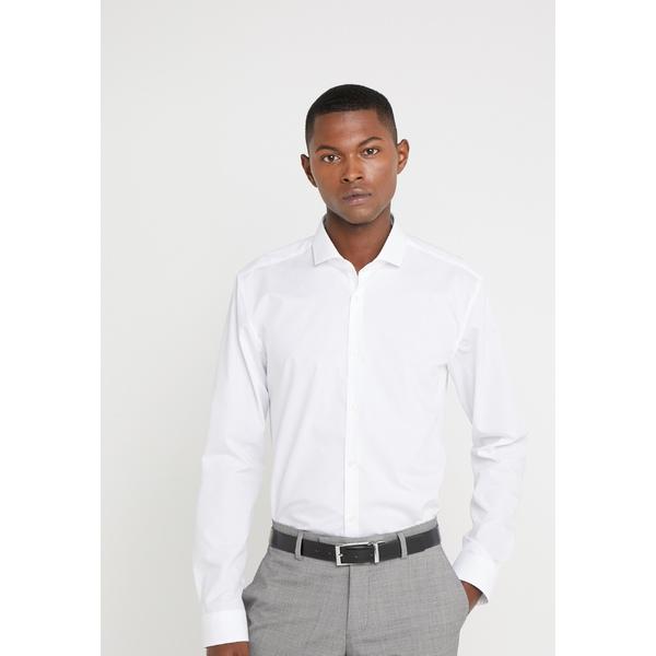 フューゴ メンズ トップス ランキングTOP5 シャツ open white 全商品無料サイズ交換 2020新作 ERRIKO SLIM Formal - EXTRA shirt cvsb009e FIT
