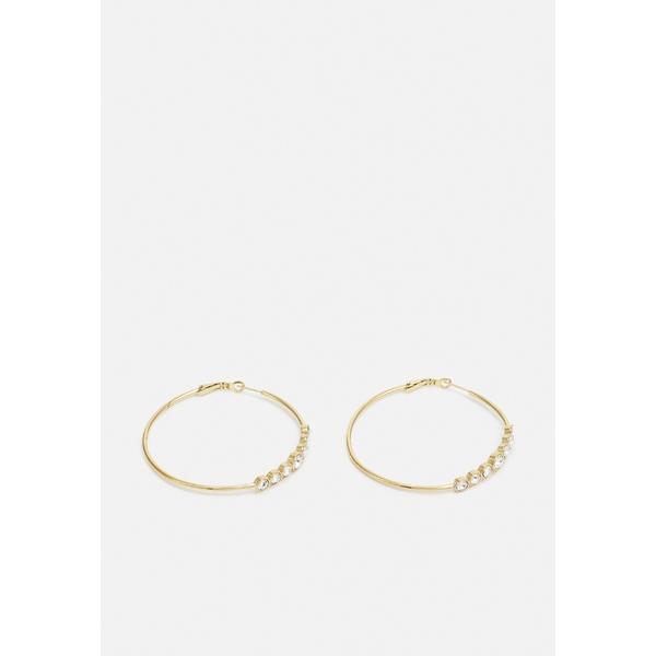 予約販売品 ゲス レディース アクセサリー ピアス イヤリング gold-coloured Earrings cvsb009e - 全商品無料サイズ交換 GLAM 贈答 HOLLYWOOD