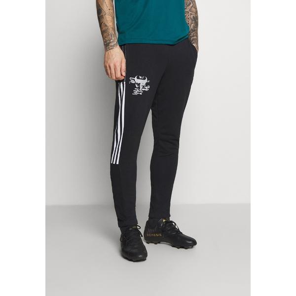 アディダス メンズ ボトムス カジュアルパンツ black 全商品無料サイズ交換 在庫処分 世界の人気ブランド - wear Club MADRID REAL cvsb00a2