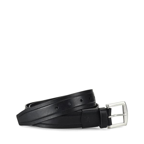 ボーン メンズ ベルト アクセサリー Men's Stitch Comfort Belt Black