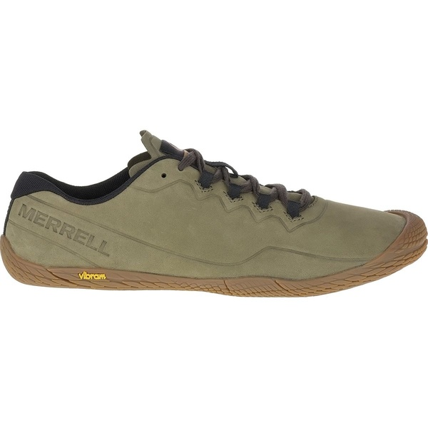 メレル メンズ スニーカー シューズ Vapor Glove 3 Luna Leather Shoe - Men's Dusty Olive