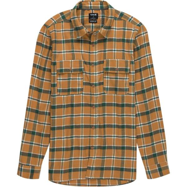 ハーレー メンズ シャツ トップス Dri-Fit Hemmingway Button-Up - Men's Monarch Heather