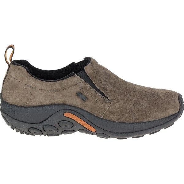 メレル メンズ スニーカー シューズ Jungle Moc Waterproof Shoe - Men's Gunsmoke