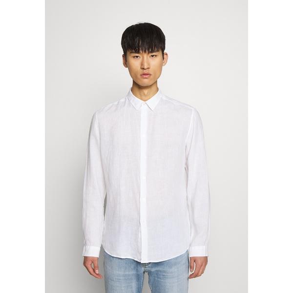WEB限定 ドライコーン メンズ トップス シャツ white cxtx01ad 全商品無料サイズ交換 お金を節約 Shirt - RUBEN