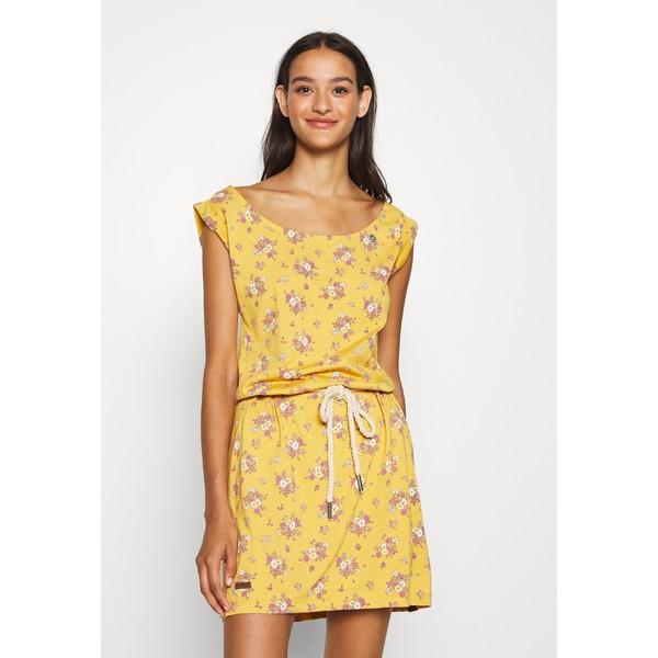 ラグウェア レディース トップス ワンピース yellow 全商品無料サイズ交換 永遠の定番 SALE dress TAMY cxtx01ae - Jersey
