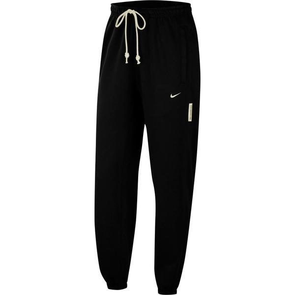 ナイキ メンズ カジュアルパンツ ボトムス Nike Men's Dri-FIT Standard Issue Basketball Pants Black