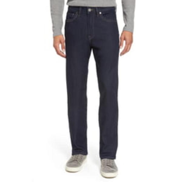 34ヘリテージ メンズ デニムパンツ ボトムス Charisma Relaxed Fit Jeans Rinse Vintage