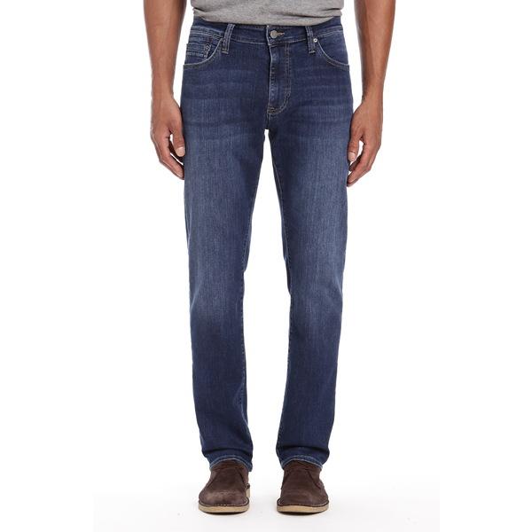マーヴィ ジーンズ メンズ デニムパンツ ボトムス Marcus Slim Straight Leg Jeans Dark Indigo Williamsburg