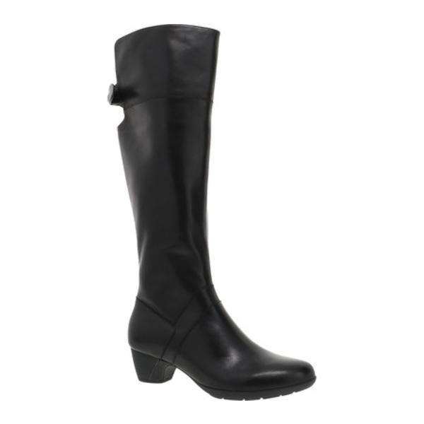 国内最安値! ダンスコ レディース ブーツ&レインブーツ シューズ Dori Knee High Boot (Women's) Black Aniline Calf Leather, コクブシ 1ff8087a