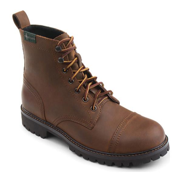 イーストランド メンズ シューズ ブーツ レインブーツ Dark Walnut Leather Cap Ethan Toe 最安値に挑戦 1955 ギフト Men's Boot 全商品無料サイズ交換