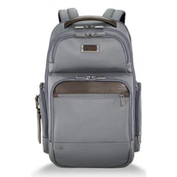 ブリグスアンドライリー レディース バックパック・リュックサック バッグ @work Large Cargo Backpack Grey