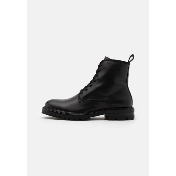 <title>フィリッパコー メンズ シューズ ブーツ レインブーツ black 全商品無料サイズ交換 JOHN LACE UP BOOT - Lace-up お金を節約 ankle boots dedd014a</title>