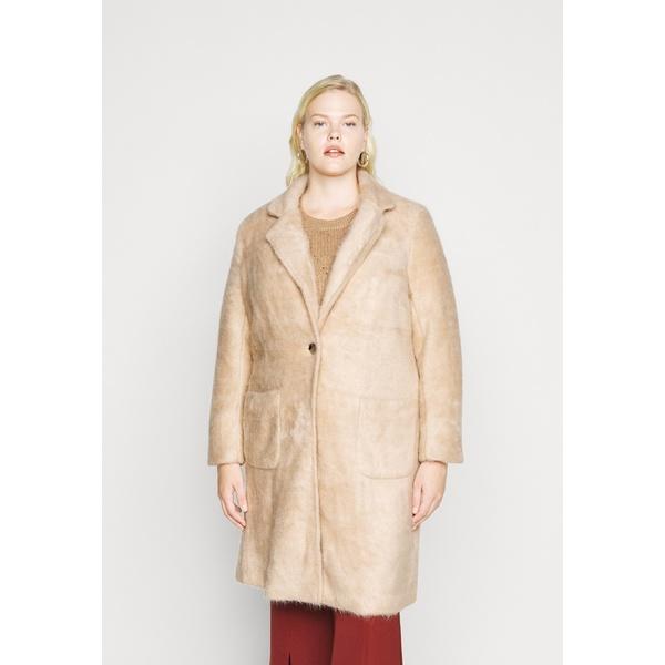 オンリー カルマコマ レディース アウター コート warm taupe coat 驚きの値段で - 全商品無料サイズ交換 COAT 限定タイムセール Classic CARCLAIRE dfnv0215