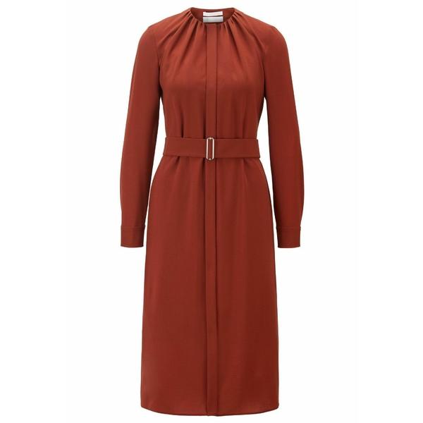 人気満点 ボス レディース ワンピース トップス DIBANORA - Maxi dress - brown dfnv0215, cawaii e2fce0be