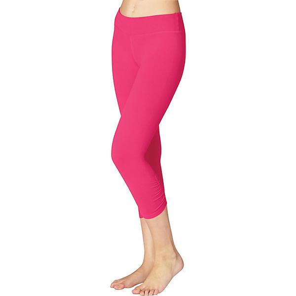 ビヨンドヨガ レディース フィットネス スポーツ Beyond Yoga Women's Back Gathered Legging Sunset Rose