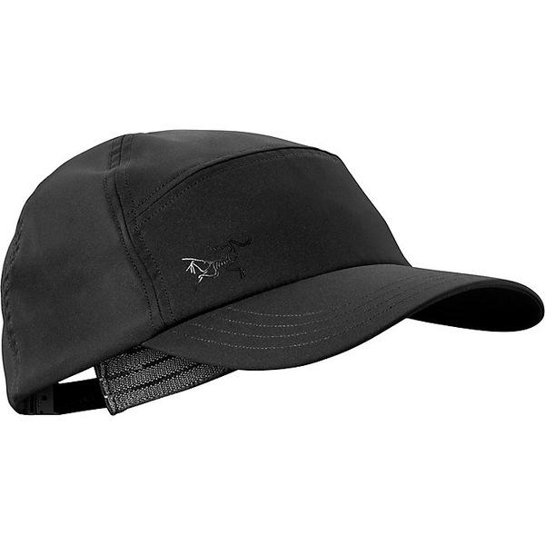 アークテリクス レディース 帽子 アクセサリー Arcteryx Elaho Cap Black