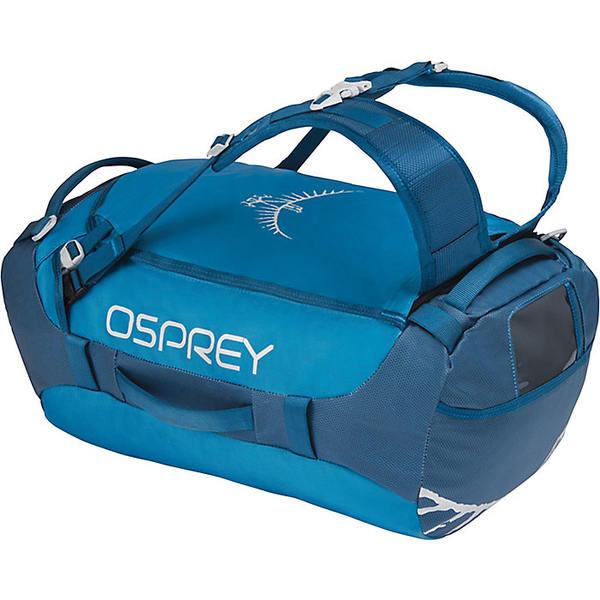 オスプレー レディース ボストンバッグ バッグ Osprey Transporter 40 Duffel Kingfisher Blue