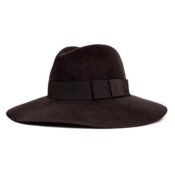 ブリクストン レディース 帽子 アクセサリー Brixton Women's Piper Hat Black/Black