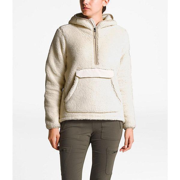 ノースフェイス レディース ジャケット&ブルゾン アウター The North Face Women's Campshire Pullover Hoodie Vintage White / Peyote Beige