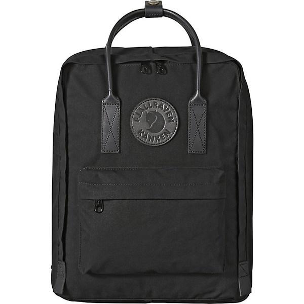 フェールラーベン メンズ バックパック・リュックサック バッグ Fjallraven Kanken No.2 Black Mini Pack Black