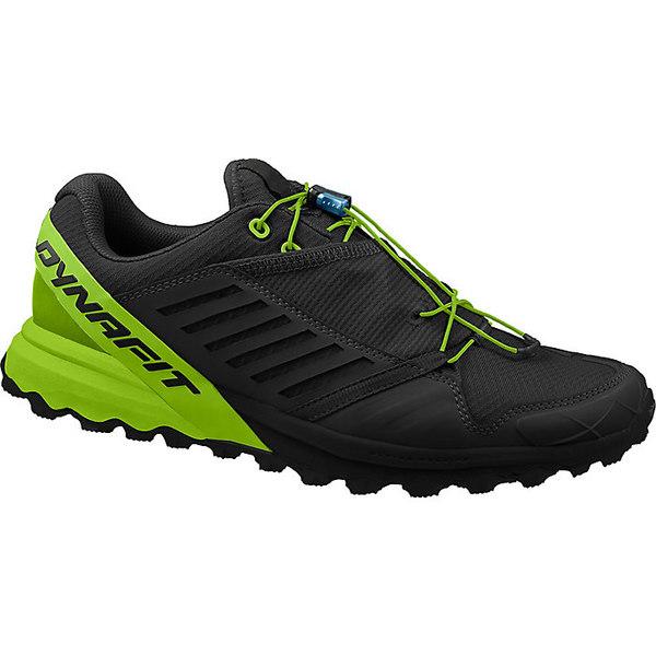 ダイナフィット メンズ ランニング スポーツ Dynafit Men's Alpine Pro Shoe Black / Dna Green