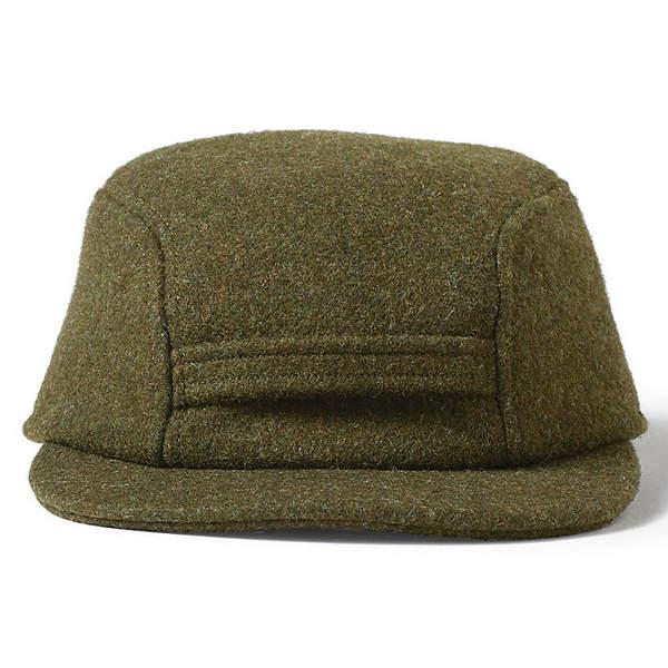 フィルソン メンズ 帽子 アクセサリー Filson Mackinaw Cap Forest Green