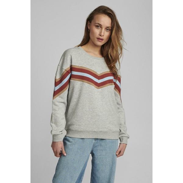 NUAGIDA rise Sweatshirt パーカー・スウェットシャツ - ニンフ - dhak01b6 レディース アウター high