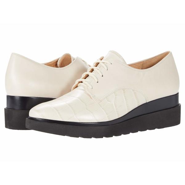 ナチュライザー レディース オックスフォード シューズ Sonoma Porcelain Glazed Croco/Leather