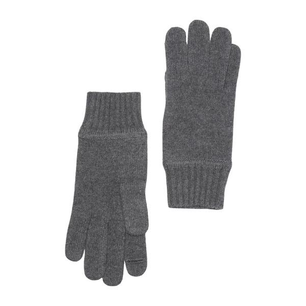 ポートラノ メンズ アクセサリー 手袋 MH GREY 卸売り Gloves Cashmere 全商品無料サイズ交換 即納送料無料!