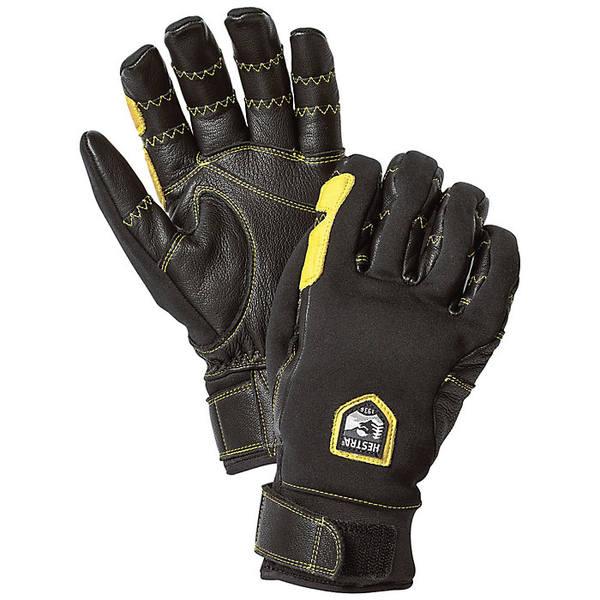 ヘストラ メンズ 手袋 アクセサリー Hestra Ergo Grip Active Glove Black / Black