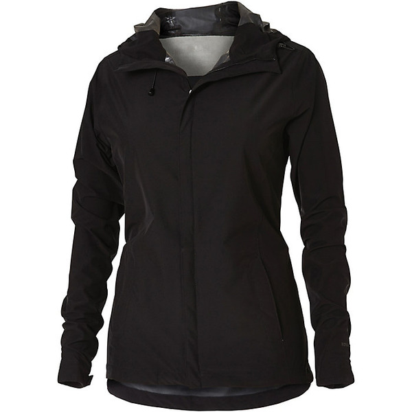 ロイヤルロビンズ レディース ジャケット&ブルゾン アウター Royal Robbins Women's Oakham Waterproof Jacket Jet Black