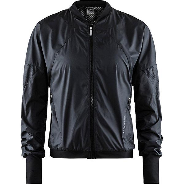 クラフトスポーツウェア レディース ジャケット&ブルゾン アウター Craft Women's Charge Jacket Black