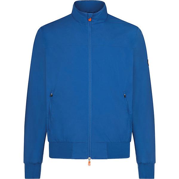 セーブザダック メンズ ジャケット&ブルゾン アウター Save The Duck Lightweight Men's Jacket Snorkel Blue