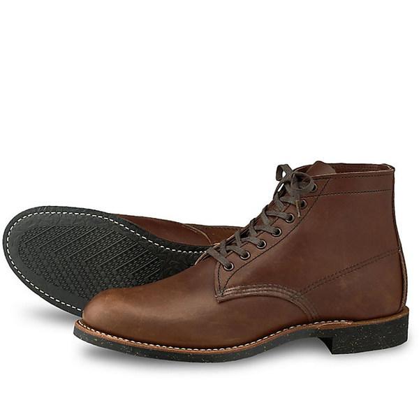 レッドウィング メンズ ブーツ&レインブーツ シューズ Red Wing Heritage Men's 8064 Merchant Boot Amber Harness