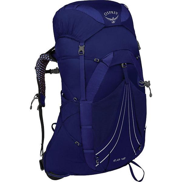 オスプレー レディース バックパック・リュックサック バッグ Osprey Women's Eja 48 Pack Equinox Blue