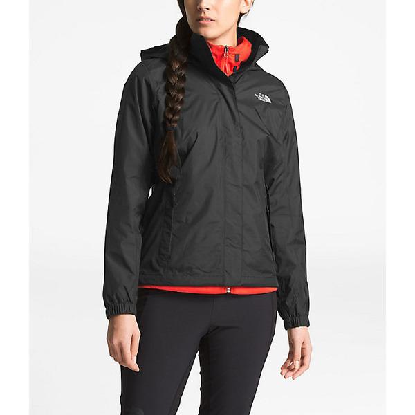 ノースフェイス レディース ジャケット&ブルゾン アウター The North Face Women's Resolve 2 Jacket TNF Black