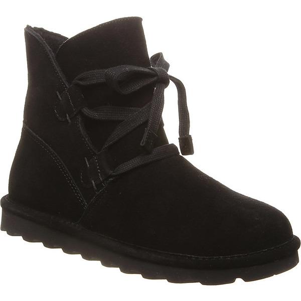 ベアパウ レディース ブーツ&レインブーツ シューズ Bearpaw Women's Zora Boot Black II