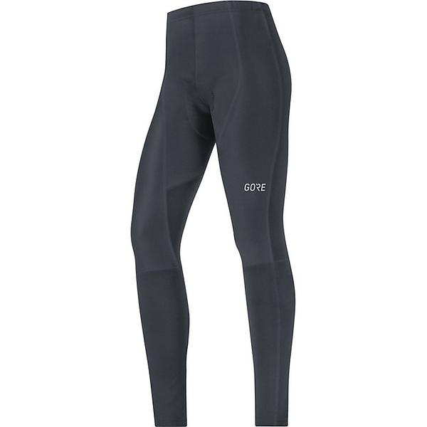 ゴアウェア レディース フィットネス スポーツ Gore Wear C3 Women's Gore Windstopper Tight+ Black