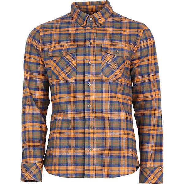 ユナイテッドバイブルー メンズ シャツ トップス United By Blue Men's Bridger Flannel Button Down Shirt Sienna