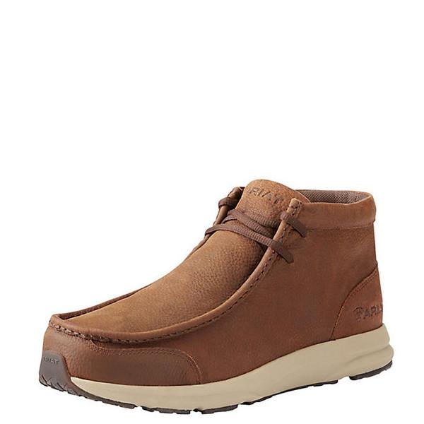 アリアト メンズ ブーツ&レインブーツ シューズ Ariat Men's Spitfire Shoe Aged Mahogany
