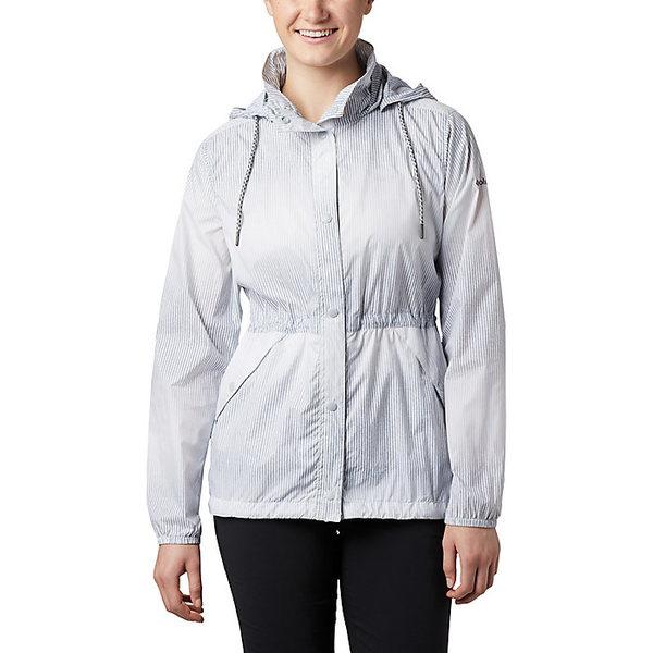 コロンビア レディース ジャケット&ブルゾン アウター Columbia Women's Day Trippin' Jacket Cirrus Grey Ombre Stripe