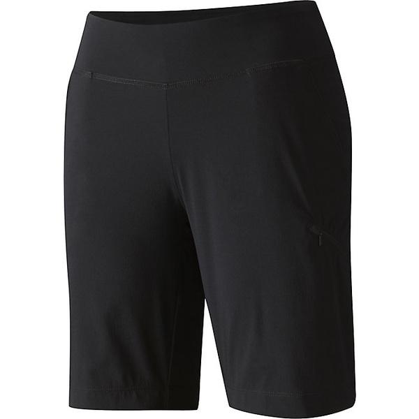 マウンテンハードウェア レディース カジュアルパンツ ボトムス Mountain Hardwear Women's Dynama Bermuda Shorts Black