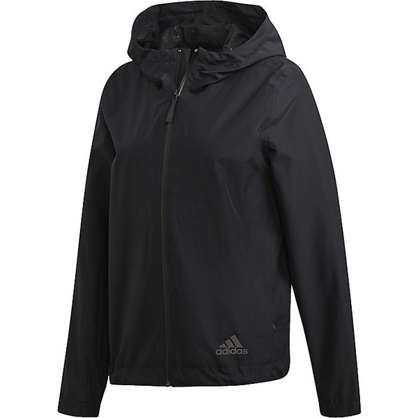 アディダス レディース ジャケット&ブルゾン アウター Adidas Women's BSC Climaproof Jacket Black