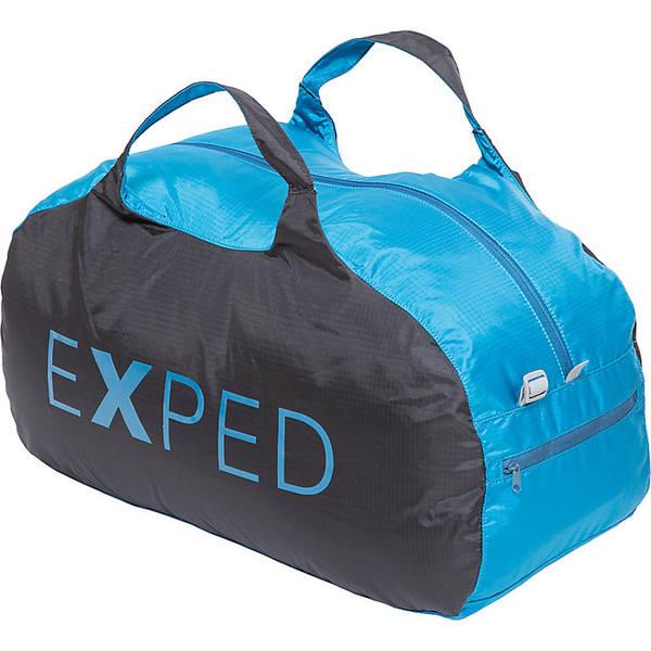 エクスパード レディース ボストンバッグ バッグ Exped Stowaway Duffle Bag Deep Sea Blue / Black