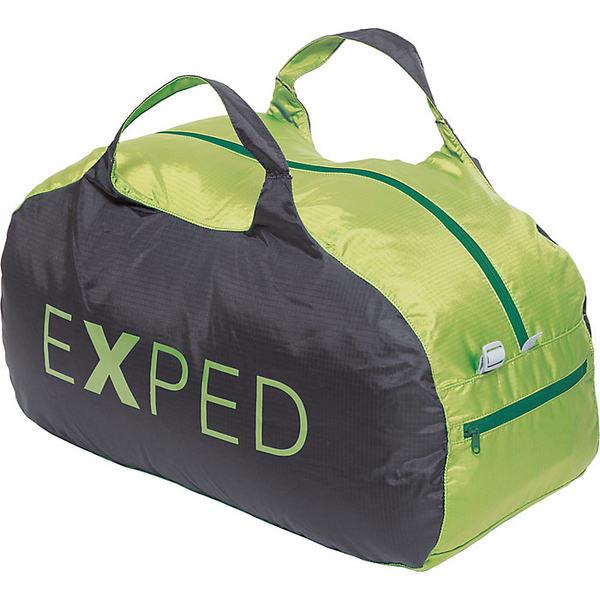 エクスパード レディース ボストンバッグ バッグ Exped Stowaway Duffle Bag Lichen Green / Black