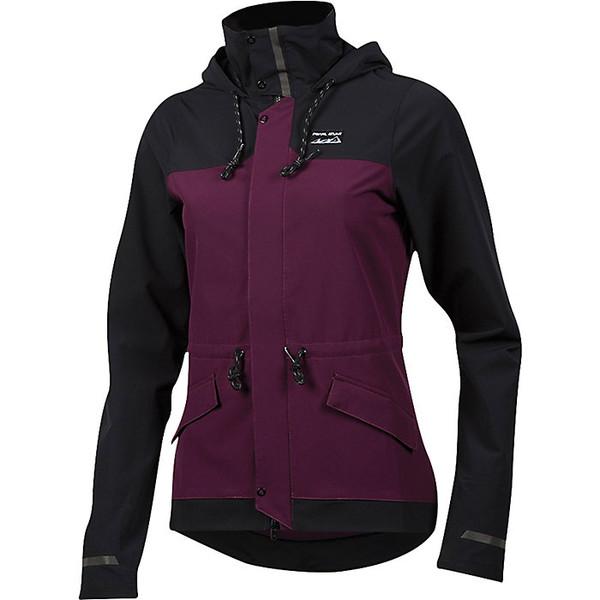 パールイズミ レディース ジャケット&ブルゾン アウター Pearl Izumi Women's Versa Barrier Jacket Blue / Potent Purple