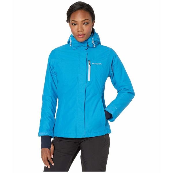 コロンビア レディース コート アウター Alpine Action Omni-Heat Jacket Fathom Blue